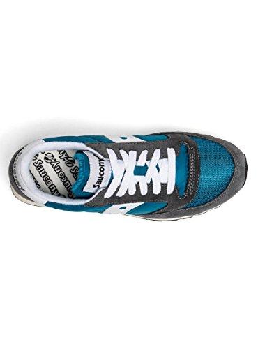 Sneaker Saucony Jazz Original Vintage Teal Blau