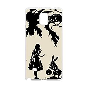 customize Alice atmosphere in Bomberland Cell home Phone Case for the Samsung he Galaxy Note4 TOOT0 Case