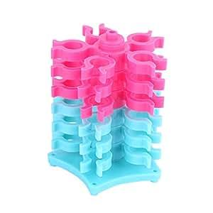 Amazon.com: Soporte para bobinas de hilo de coser, pinzas de ...