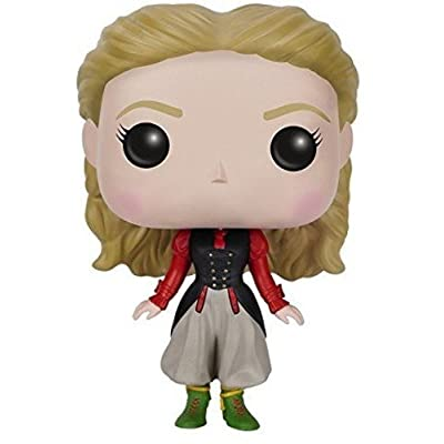 Funko POP Disney: Alice: Through The Looking Glass - Alice Kingsleigh: Funko Pop! Disney:: Toys & Games