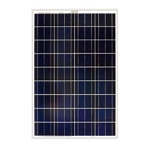 Solarvention 100W 12V Polycrystalline Solar Panel