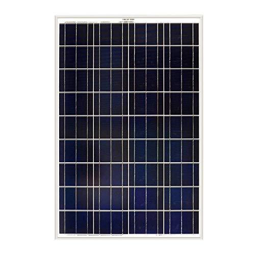 Solarvention 100W 12V Polycrystalline Solar Panel