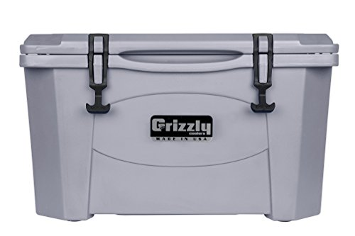 Grizzly 40 Quart Rotomolded Cooler ()