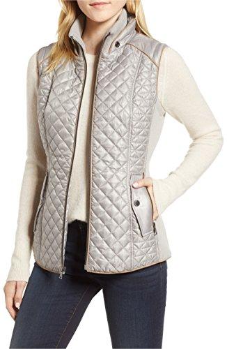 乙女プログラム超えて[ギャレリ-] レディース ジャケット?ブルゾン Gallery Quilted & Knit Vest (Regular & P [並行輸入品]