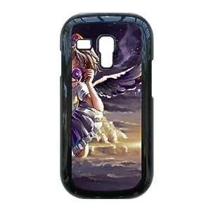 caso I8190 animado X3T50Y7PH funda Samsung Galaxy S3 Mini funda 4C74N1 negro