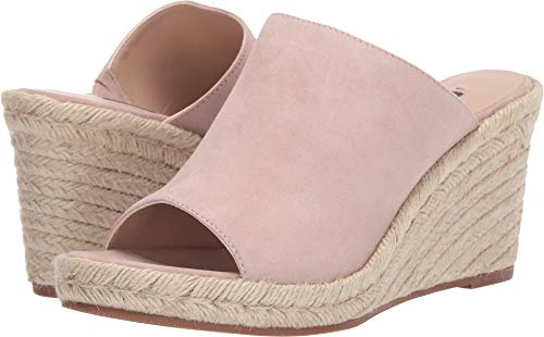 Stuart Weitzman Women's Marabella Wedge Mules, Dolce, Tan, Off White, 6 M - Weitzman Platform Shoes Stuart Wedge