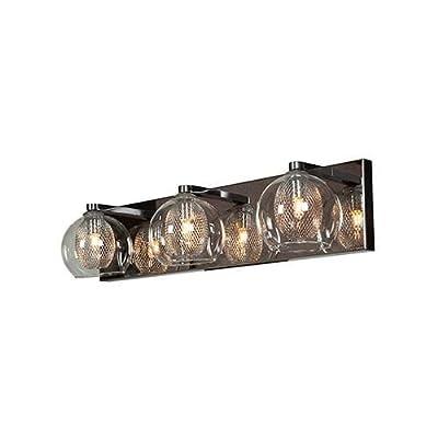 Access Lighting 52083 Aeria 3 Light Bathroom Vanity Light,