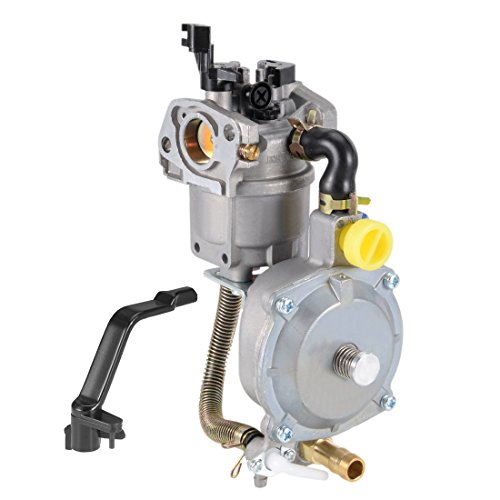 (uxcell New Generator Dual Fuel Carburetor Carb LPG NG Conversion Kit 2KW GX160 GX200 168F 170F Manual)