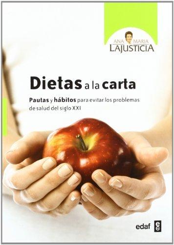 Dietas a la carta (Plus Vitae) (Spanish Edition) by [Lajustica,. Ana María Lajustica