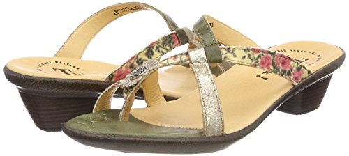 282520 kombi Multicolore Femme Tongs Think sand 44 Nanet Yxwq5qvtI