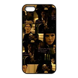 personalized The Vampire Diaries Scratch-Resistant Case Soft Skin for iphone 5/5s Cover