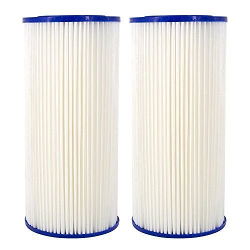 Smartwater Household Sediment Filter - Compatible for GE FXHSC Household Pre-Filtration Sediment Filters 2 pack
