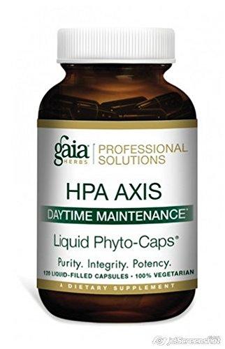 Gaia Herbs - HPA Axis Daytime Maintenance 120 caps by Gaia