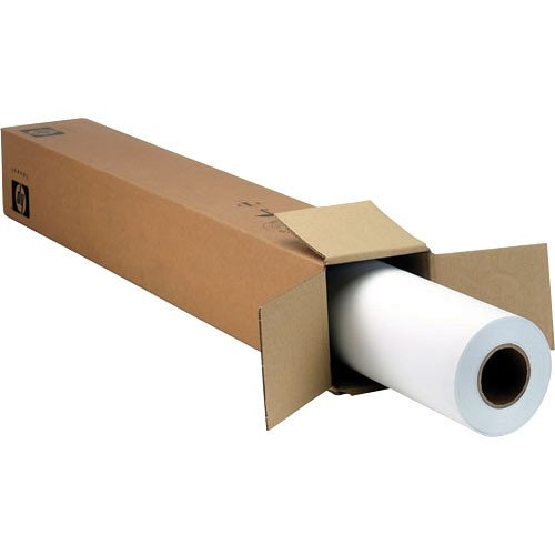 HP Everyday Adhesive Matte Polypropylene, 8.9mil, 180g/m², 24in x 75ft Roll - Pack of 2 Rolls 180g/m² 1Q80072