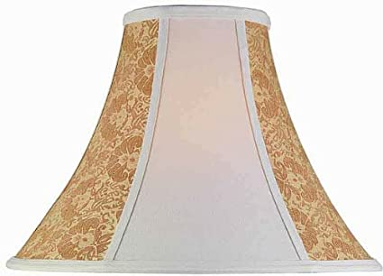 Lite source ch176 18 18 inch lamp shade stone and cream gold lite source ch176 18 18 inch lamp shade stone and cream gold aloadofball Image collections