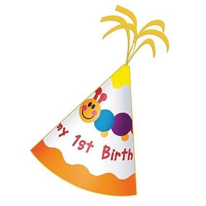 Amazon.com: Baby Einstein 1er Cumpleaños fieltro gorro de ...