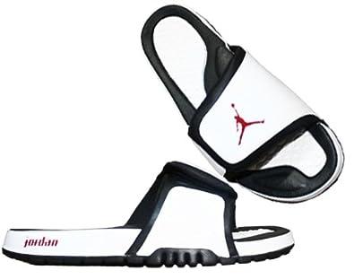 f39f2f3da Jordan Nike Air Hydro 2 Mens Flip Flops  312527-113  White Varsity