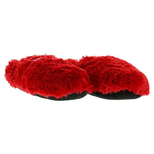 Warmies Slippies Classic/Deluxe Rojo