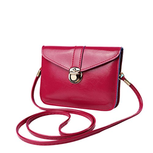 Flowers Quistal Girls By Phone Shoulder Bag Leather Wallet Tote Candy FashionWomen Handbags Women Hot Bag Bag Color Artificial Pink 8xZRdaP