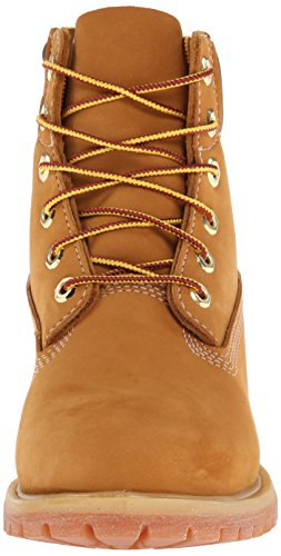 Hiking Women's Nb Boot Yellow Timberland High Wheat Premium Rise Yellow 6 in q0RvtY