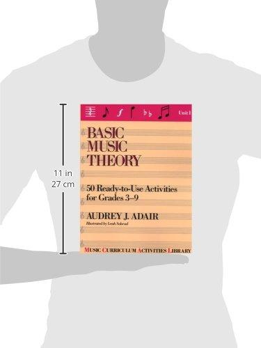 Amazon.com: Basic Music Theory: Unit 1 (Music Curriculum ...