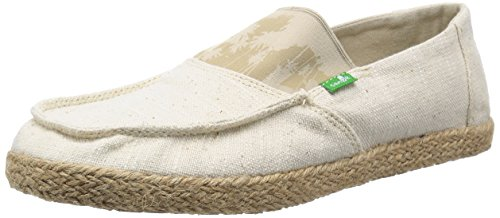 Palms Natural Sanuk Mens Stretch Commodore Mens Hazy Sanuk Loafers wxZq48