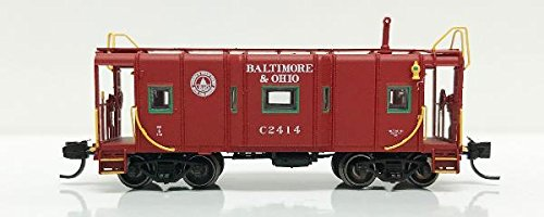 Fox Valley Models N 91227 B&O I-12 Wagontop Bay Window for sale  Delivered anywhere in USA