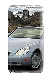 Galaxy Note 3 Case, Premium Protective Case With Awesome Look - Lexus Sc430 21