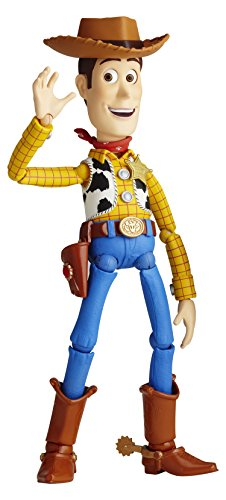 Special effects Revoltech Toy Story Woody non-scale ABS & amp; PVC painted action figure Legacy OF Revoltech by Kaiyodo - Pvc Figure Revoltech Joints