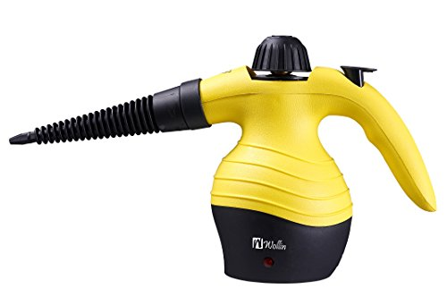 Handheld Steam Cleaner By Wollin Compact amp Lightweight