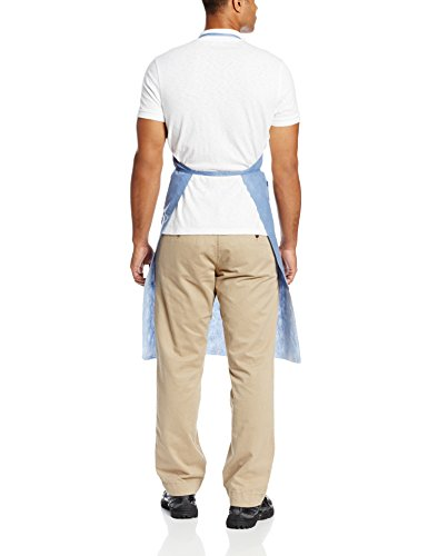 Kleenguard A20 Breathable Particle Protection Apron (36260), Universal Size (One Size), Tie Back, Blue Denim with Pockets, 100 / Case, 10 Bags of 10 Aprons by Kimberly-Clark Professional (Image #2)