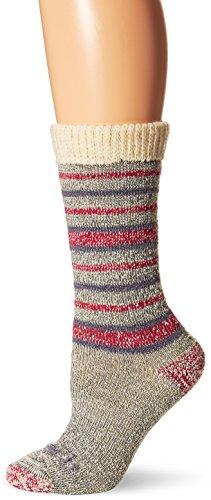 (Carhartt Women's Heavyweight Wool Boot Socks, Berry Shoe Size: 5.5-11.5)