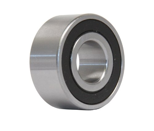 5203-2RS Bearing Angular Contact Sealed 17x40x17.5 Ball Bearings VXB Brand (Angular Ball Bearing)