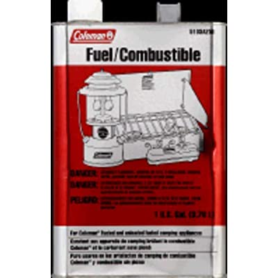 Coleman 110371 Fuel 1 Gallon (Pack of 2): Toys & Games