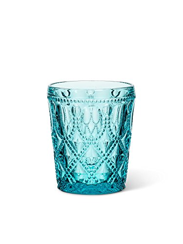 Capri Highball - Abbott Collection 27-Capri/of Jewel and Bead Pattern Tumbler
