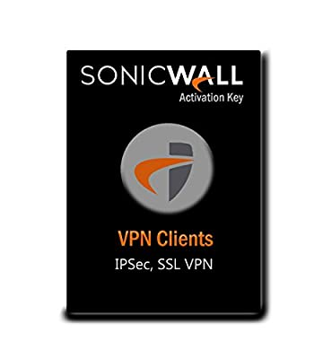 SonicWall | Global/IPSec, SSL VPN Client Activation Licenses