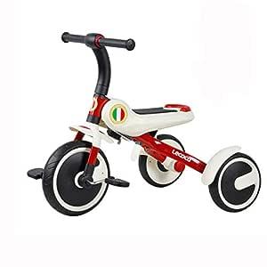 Triciclo para niños 3-5-6 años Bebé plegable Bicicleta ...
