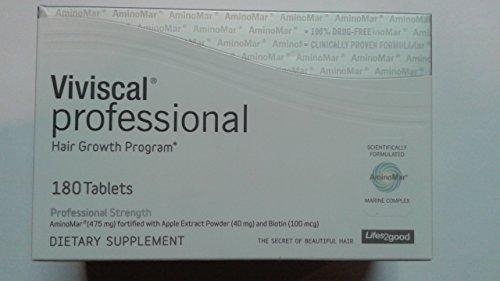 Viviscal Professional Hair Growth Program Dietary …