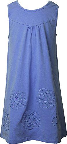 Buy blue and orange flower girl dresses - 8