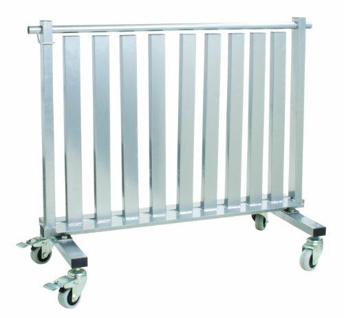 CanDo 10-0581 Dumbbell, Mobile Studio Rack, 1100 lb, Capacity by Cando