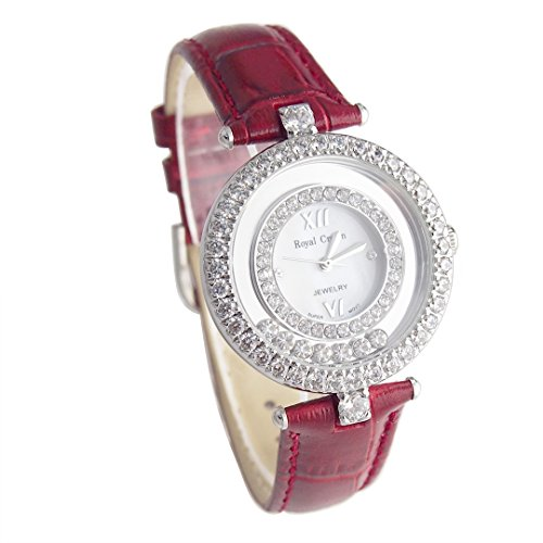 Ladies Red Leather - 5