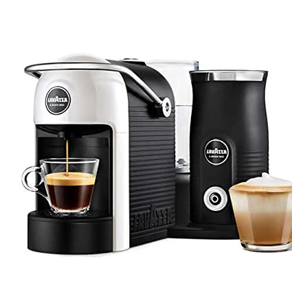Lavazza A Modo Mio Joliemilk Coffee Machine 1250 W 06 Liters White