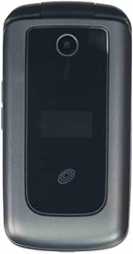 TracFone Z233 Flip Prepaid Carrier Locked - 2.8inch Screen - 512MB - Black (U.S. Warranty)