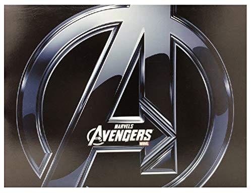 (Lithograph Marvel Avengers Commemorative Prints Set of Four 2012 / Folder)