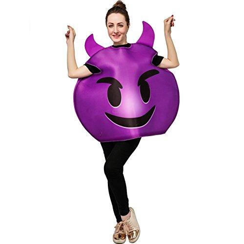 Emoticon Costumes for Unisex Adult OneSize