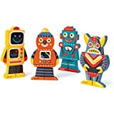 Janod Robots Magnets