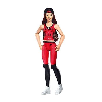 WWE FGY25 Women Action Figures Assorted Nikki Bella: Toys & Games