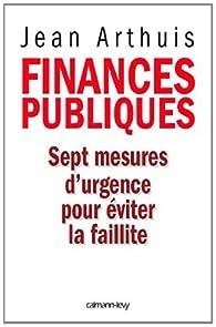 Finances publiques par Jean Arthuis