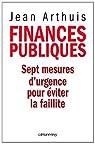 Finances publiques par Arthuis