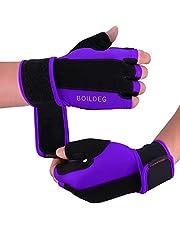 Fitness Handschoenen, Trainingshandschoenen, Gewichtheffen Handschoenen Voor Bodybuilding Crossfit, Dames En Heren